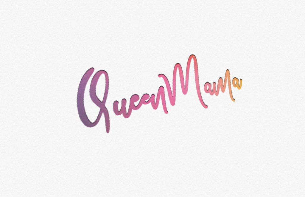 infographie logo queenmama couleur