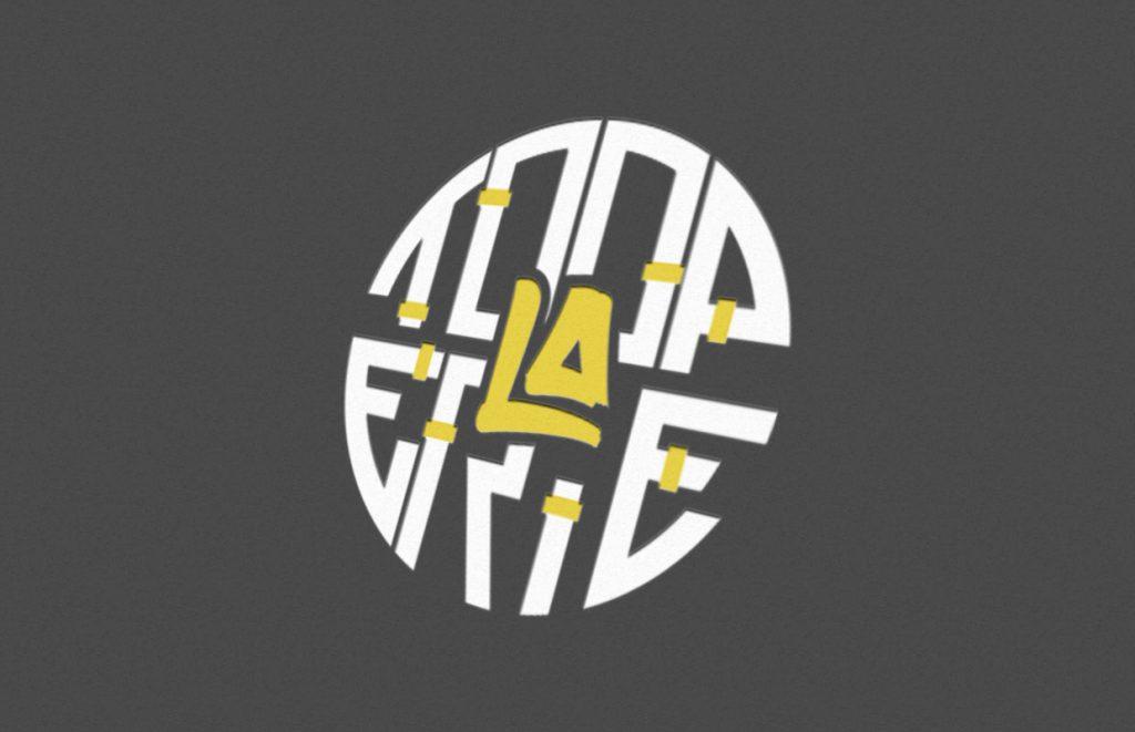 infographie logo la tooperie noir et blanc